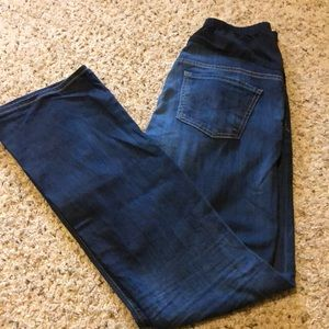 CITIZENS OF HUMANITY MATERNITY JEANS SIZE 27!!